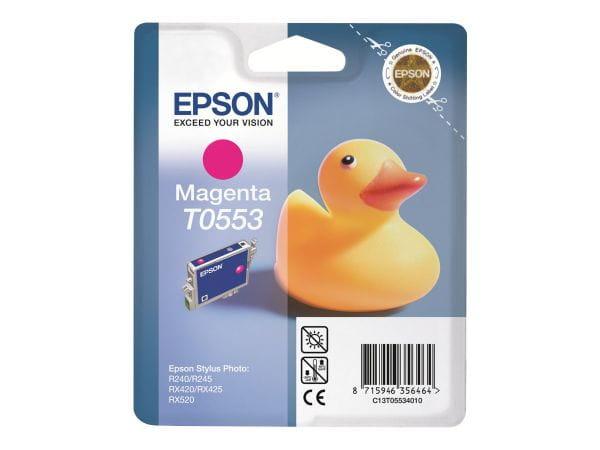 Epson Tintenpatronen C13T05534010 3