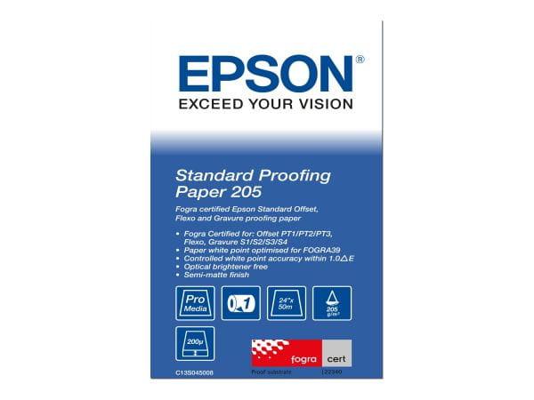 Epson Papier, Folien, Etiketten C13S045008 1