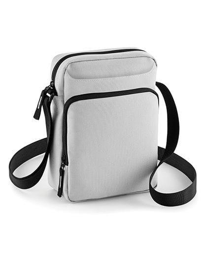 Across Body Bag Light Grey